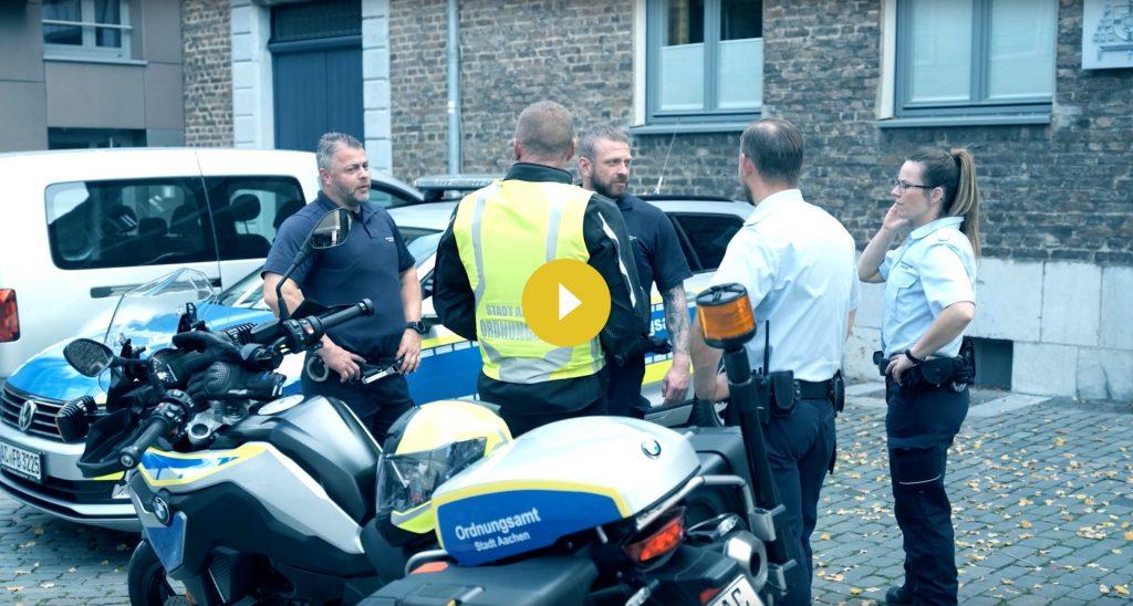 Teaserbild zum Video mit Mitarbeitern des OSD